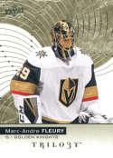 2017-18 Upper Deck Trilogy #31 Marc-Andre Fleury Vegas Golden Knights