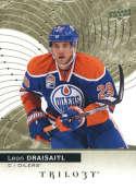 2017-18 Upper Deck Trilogy #39 Leon Draisaitl Edmonton Oilers