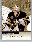 2017-18 Upper Deck Trilogy #49 Matt Murray Pittsburgh Penguins