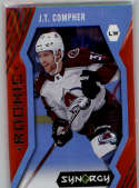 2017-18 Upper Deck Synergy Red #59 J.T. Compher NM+