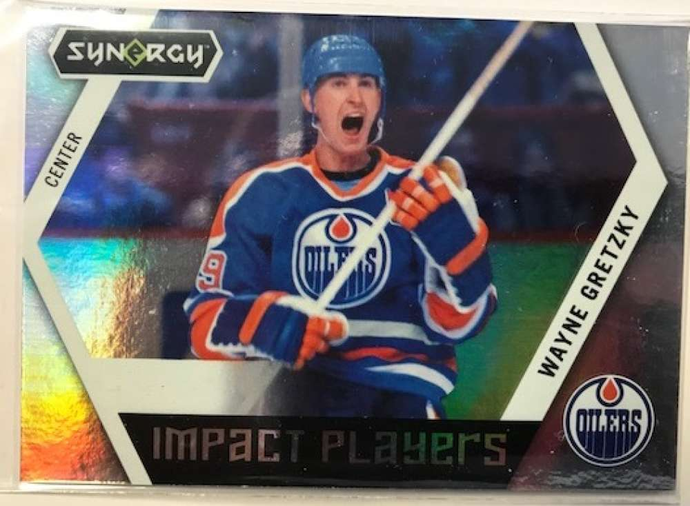 2017-18 Upper Deck Synergy Impact Players