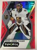 2017-18 Upper Deck Synergy Red Bounty #31 Marc-Andre Fleury NM+