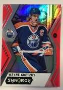 2017-18 Upper Deck Synergy Red Bounty #50 Wayne Gretzky NM+