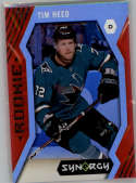 2017-18 Upper Deck Synergy Red Bounty #56 Tim Heed NM+