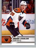 2017-18 Upper Deck AHL #47 Oskar Lindblom Lehigh Valley Phantoms