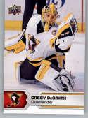 2017-18 Upper Deck AHL #73 Casey DeSmith Wilkes-Barre/Scranton Penguins