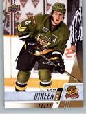 2017-18 Upper Deck CHL #265 Cam Dineen North Bay Battalion Canadian Hockey League Card