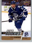 2017-18 Upper Deck CHL #398 Cole Schwindt RC Rookie SP Mississauga Steelheads Star Rookies Canadian Hockey League Card