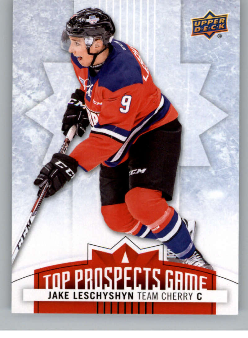 2017-18 Upper Deck CHL Top Prospects Game