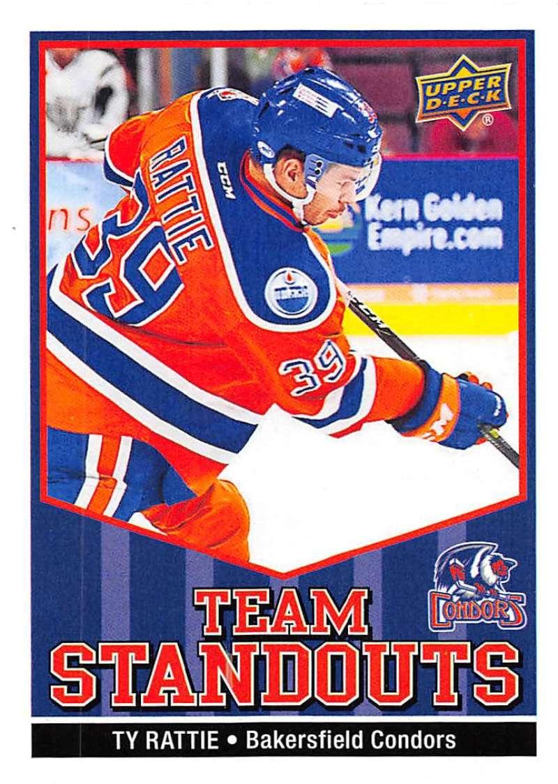 2017-18 Upper Deck AHL Team Standouts