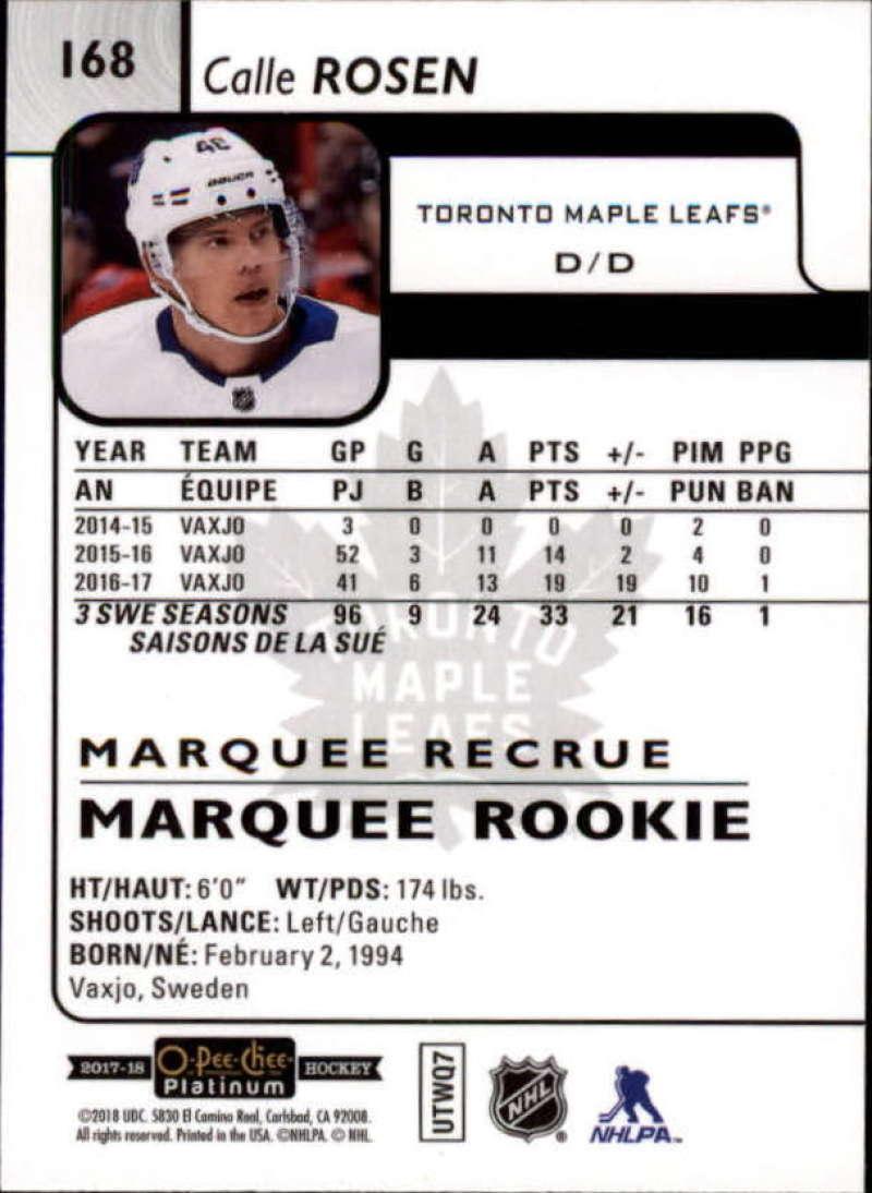 2017-18-O-Pee-Chee-Platinum-Hockey-Base-Set-Cards-Choose-Card-039-s-1-200 thumbnail 184