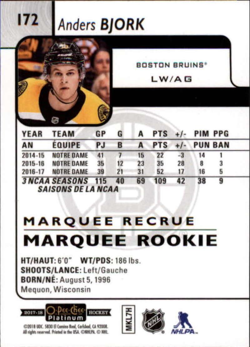 2017-18-O-Pee-Chee-Platinum-Hockey-Base-Set-Cards-Choose-Card-039-s-1-200 thumbnail 189