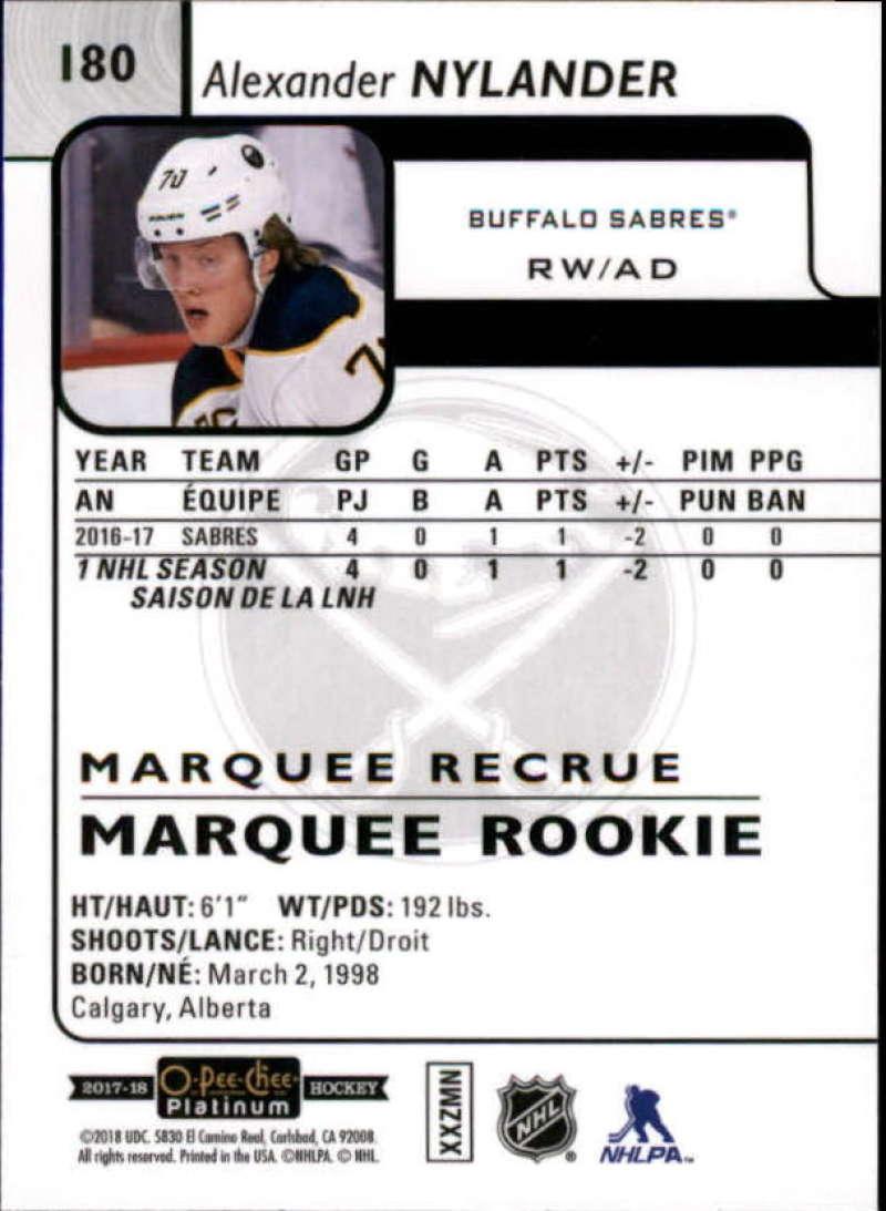 2017-18-O-Pee-Chee-Platinum-Hockey-Base-Set-Cards-Choose-Card-039-s-1-200 thumbnail 197