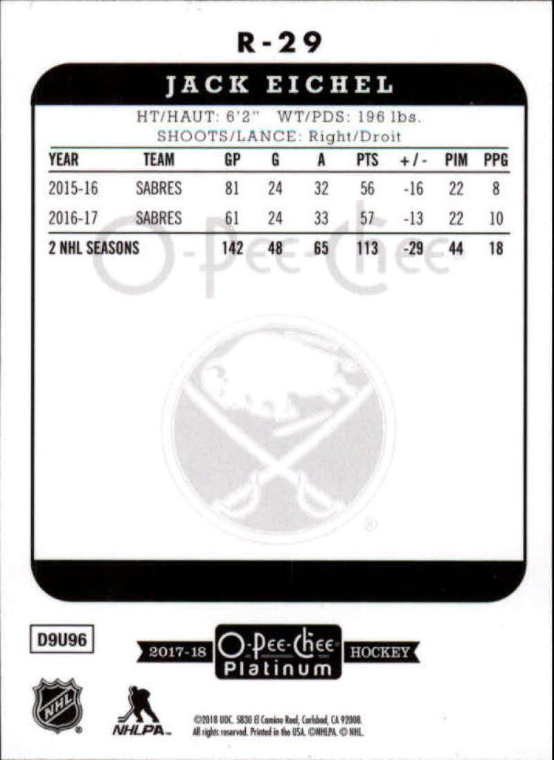 2017-18-O-Pee-Chee-Platinum-Retro-Inserts-Rookie-RC-NHL-Hockey-Cards-You-Pick miniature 15
