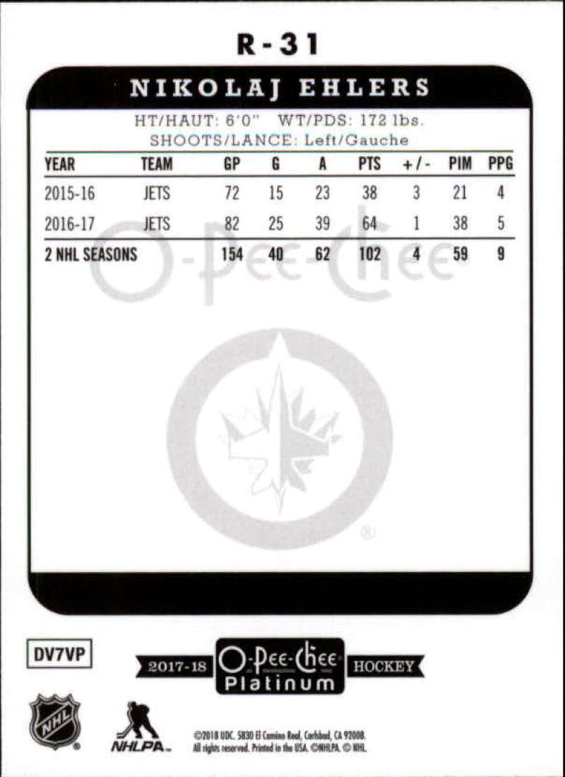 2017-18-O-Pee-Chee-Platinum-Retro-Inserts-Rookie-RC-NHL-Hockey-Cards-You-Pick miniature 15