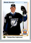 2017-18 SP Authentic 1990-91 Retro Draft Picks #RDP-SS Steven Stamkos Tampa Bay Lightning NHL Hockey Card