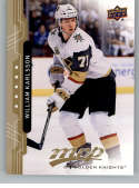 2018-19 UD MVP #153 William Karlsson Vegas Golden Knights NM-MT