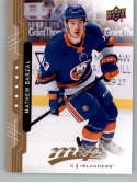 2018-19 UD MVP #207 Mathew Barzal New York Islanders NM-MT