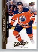 2018-19 UD MVP #229 Ethan Bear RC Rookie Card Edmonton Oilers NM-MT