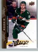2018-19 UD MVP #237 Jordan Greenway RC Rookie Card Minnesota Wild NM-MT