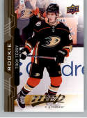 2018-19 UD MVP #238 Marcus Pettersson RC Rookie Card Anaheim Ducks NM-MT