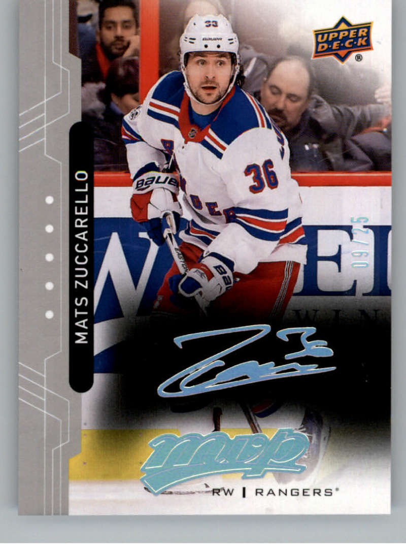 2018-19 Upper Deck MVP Super Script