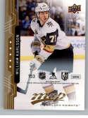 2018-19 UD MVP Puzzle Back #153 William Karlsson Vegas Golden Knights Upper Deck 18-19 Hockey Card