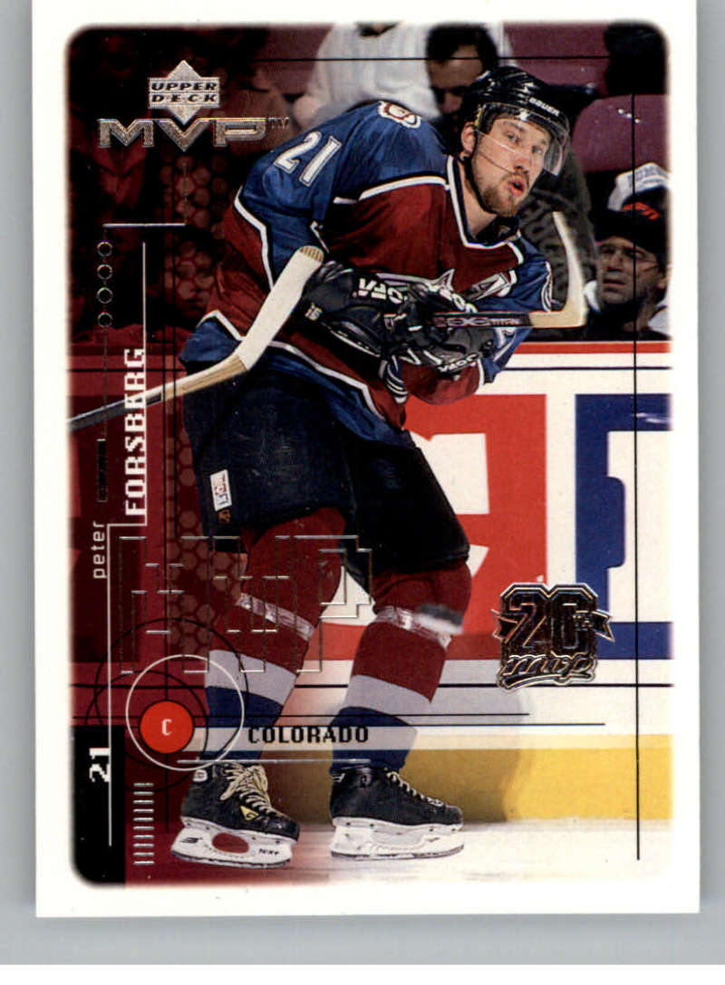 2018-19 Upper Deck MVP 1998-99 MVP Buybacks