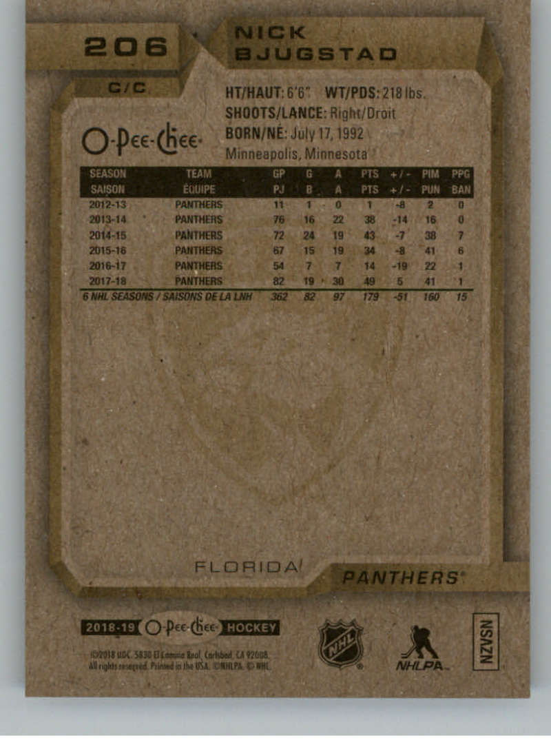 2018-19-OPC-O-Pee-Chee-Hockey-201-400-Pick-Your-Cards-Lot-Finish-Set thumbnail 9