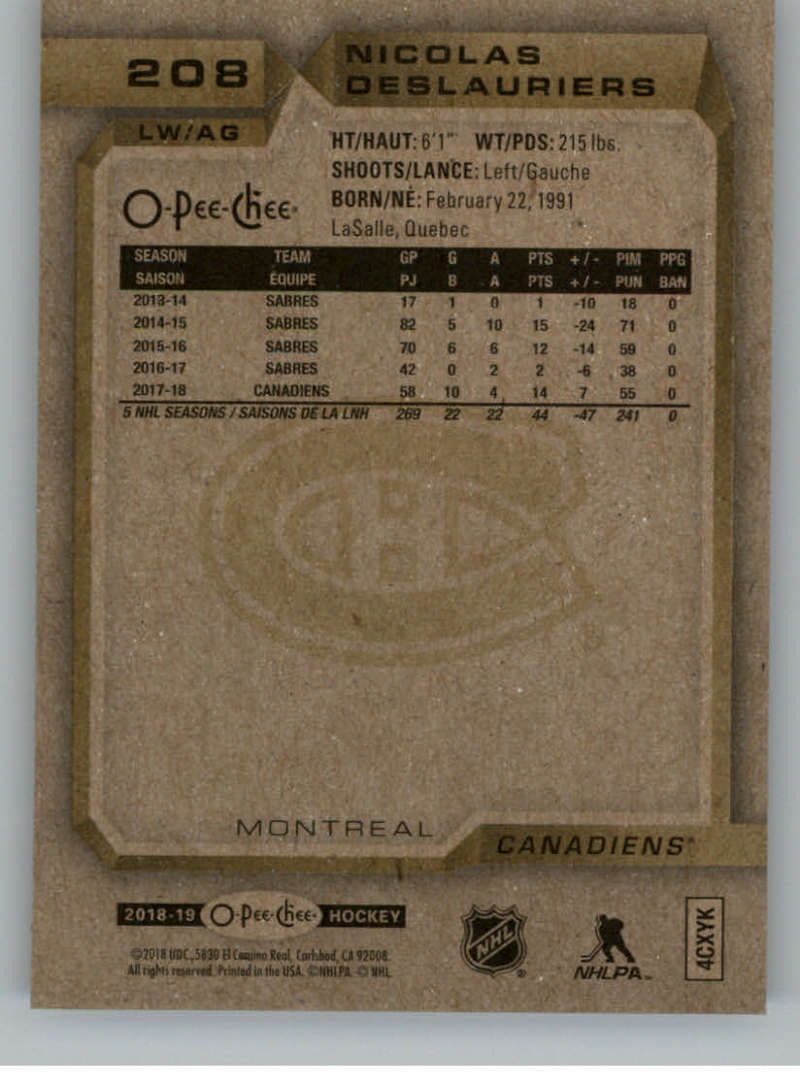 2018-19-OPC-O-Pee-Chee-Hockey-201-400-Pick-Your-Cards-Lot-Finish-Set thumbnail 13