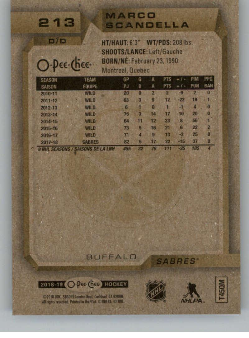 2018-19-OPC-O-Pee-Chee-Hockey-201-400-Pick-Your-Cards-Lot-Finish-Set thumbnail 23
