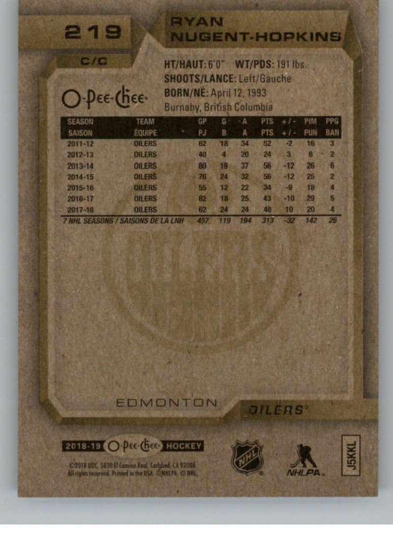 2018-19-OPC-O-Pee-Chee-Hockey-201-400-Pick-Your-Cards-Lot-Finish-Set thumbnail 35