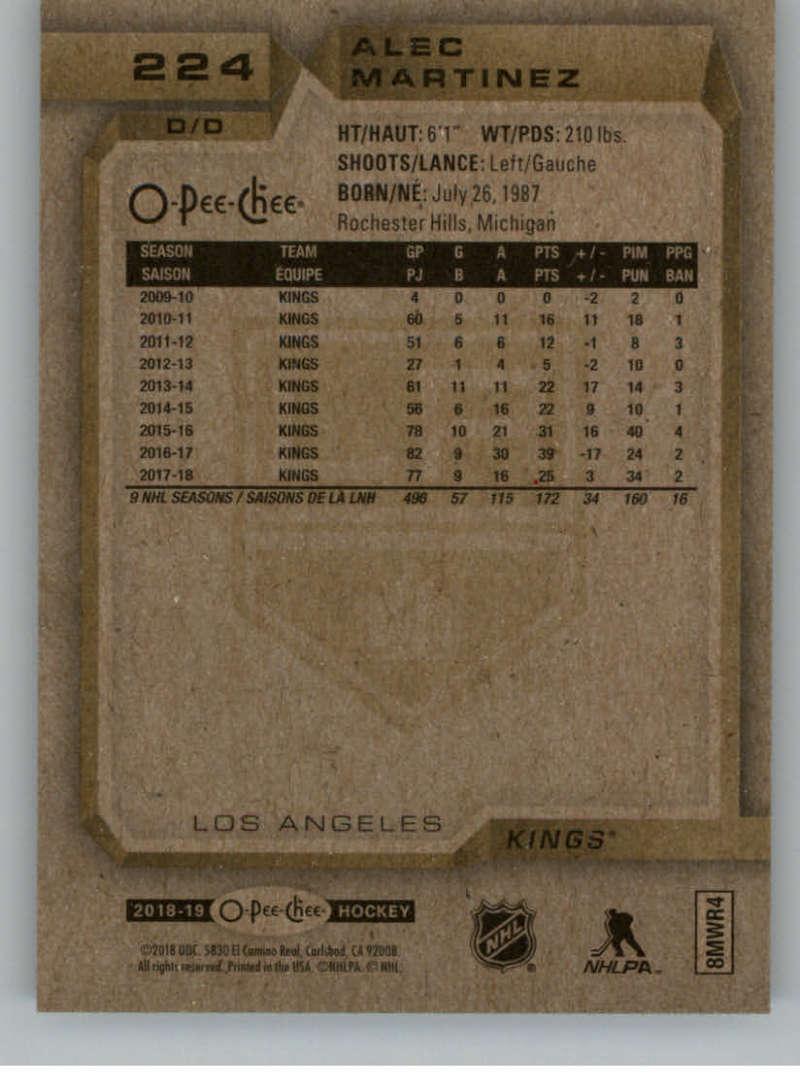 2018-19-OPC-O-Pee-Chee-Hockey-201-400-Pick-Your-Cards-Lot-Finish-Set thumbnail 43