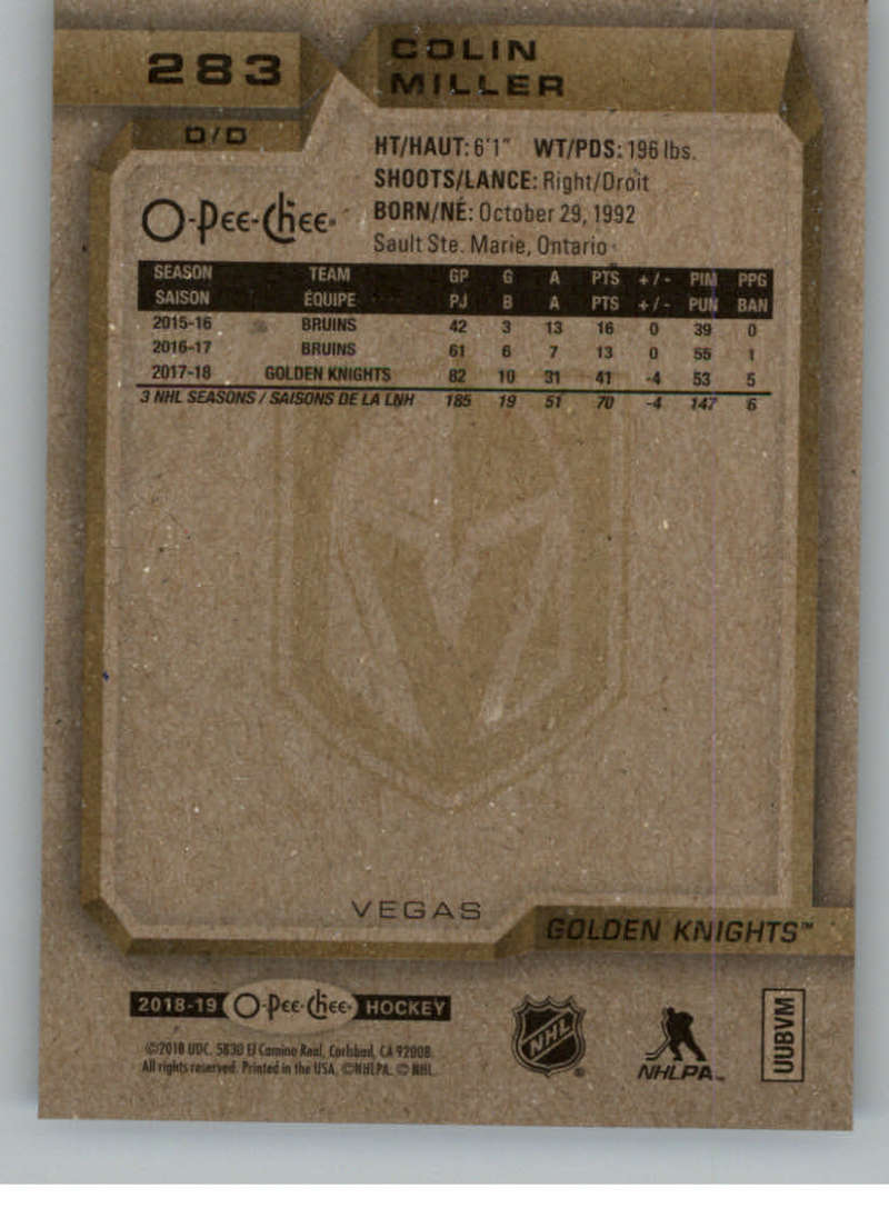 2018-19-OPC-O-Pee-Chee-Hockey-201-400-Pick-Your-Cards-Lot-Finish-Set thumbnail 149