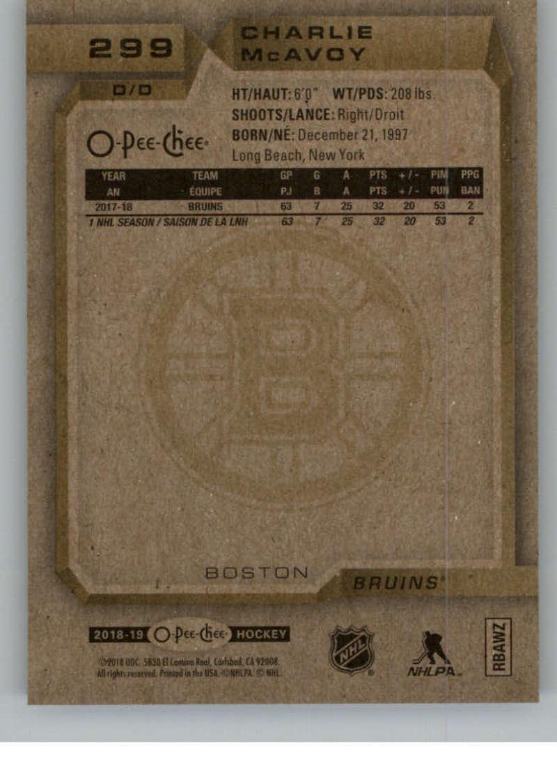 2018-19-OPC-O-Pee-Chee-Hockey-201-400-Pick-Your-Cards-Lot-Finish-Set thumbnail 179