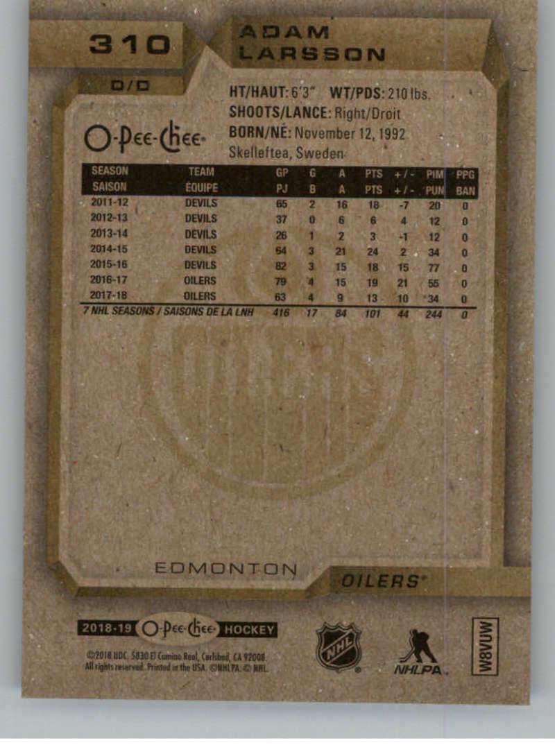 2018-19-OPC-O-Pee-Chee-Hockey-201-400-Pick-Your-Cards-Lot-Finish-Set thumbnail 201