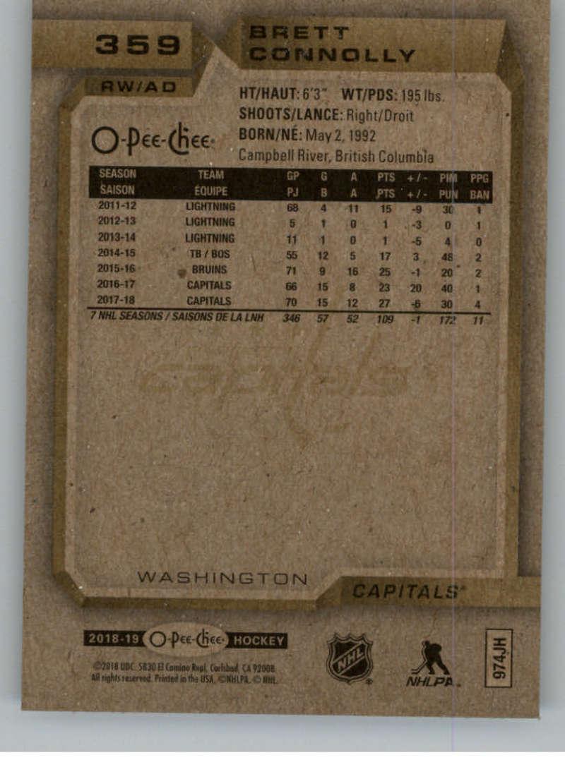 2018-19-OPC-O-Pee-Chee-Hockey-201-400-Pick-Your-Cards-Lot-Finish-Set thumbnail 291