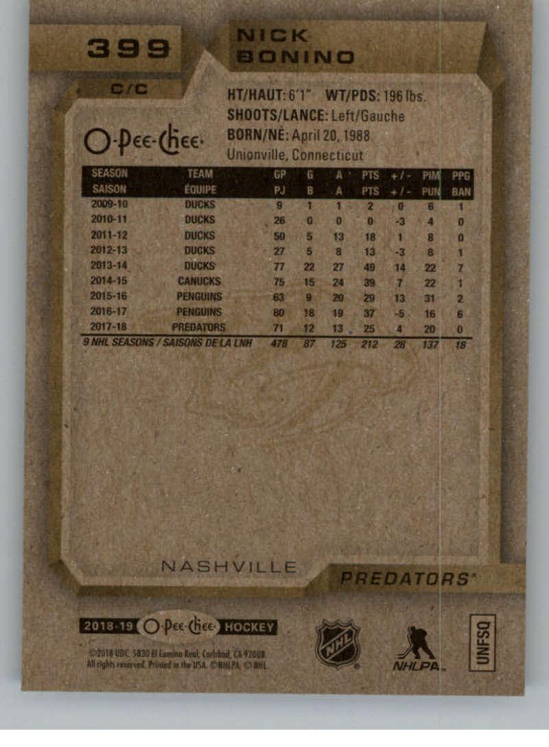 2018-19-OPC-O-Pee-Chee-Hockey-201-400-Pick-Your-Cards-Lot-Finish-Set thumbnail 359