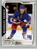 2018-19 OPC O-Pee-Chee Hockey #514 Neal Pionk RC Rookie SP New York Rangers  Official 18/19 NHL Trading Card