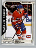 2018-19 O-Pee-Chee #536 Noah Juulsen NM-MT RC SP Montreal Canadiens  Official NHL Hockey Card