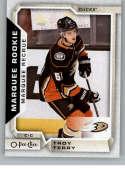 2018-19 O-Pee-Chee #545 Troy Terry NM-MT RC SP Anaheim Ducks  Official NHL Hockey Card