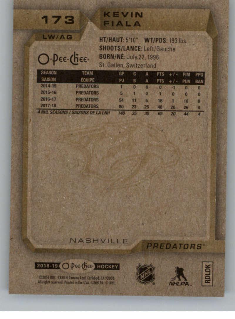 2018-19-O-Pee-Chee-OPC-Silver-Border-NHL-Hockey-Pick-Your-Cards-Lot-Finish-Set thumbnail 41
