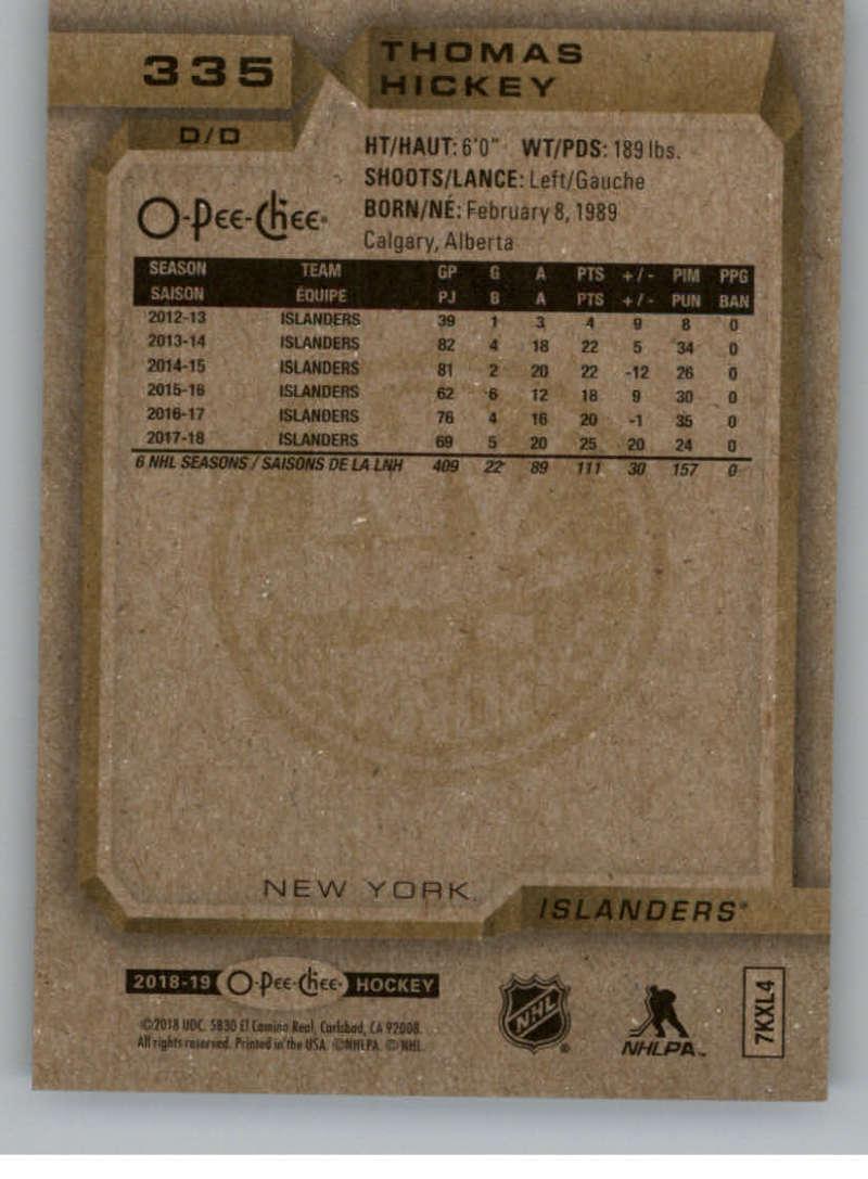 2018-19-O-Pee-Chee-OPC-Silver-Border-NHL-Hockey-Pick-Your-Cards-Lot-Finish-Set thumbnail 71