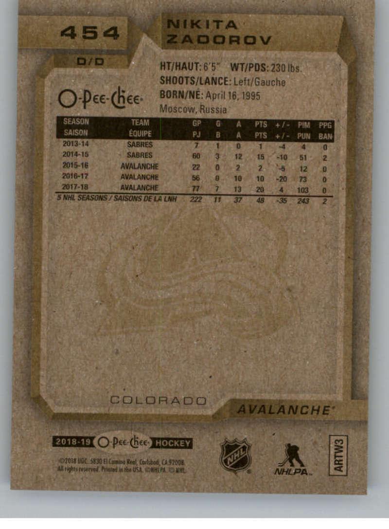 2018-19-O-Pee-Chee-OPC-Silver-Border-NHL-Hockey-Pick-Your-Cards-Lot-Finish-Set thumbnail 109