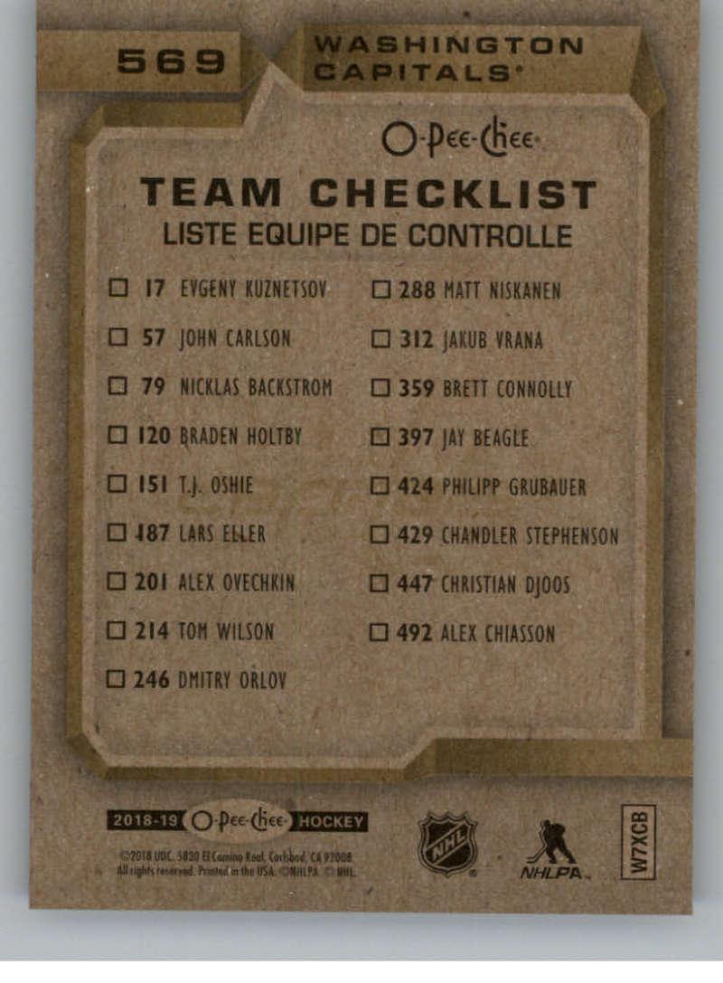 2018-19-O-Pee-Chee-OPC-Silver-Border-NHL-Hockey-Pick-Your-Cards-Lot-Finish-Set thumbnail 135