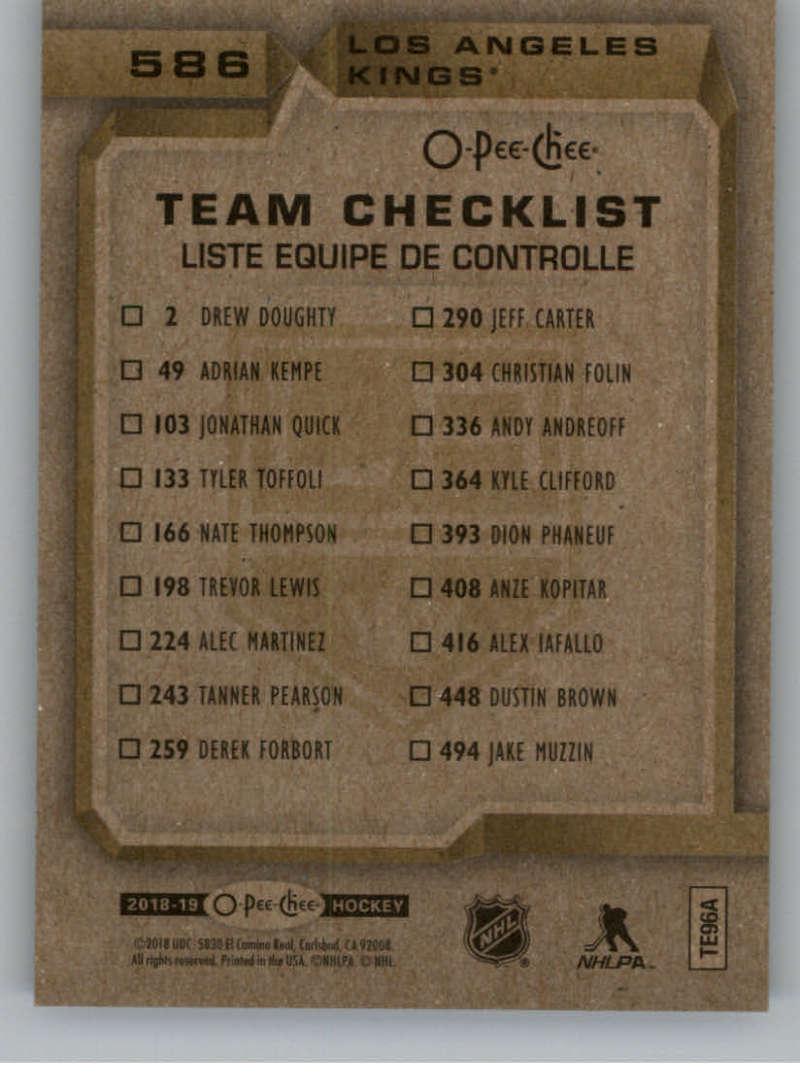 2018-19-O-Pee-Chee-OPC-Silver-Border-NHL-Hockey-Pick-Your-Cards-Lot-Finish-Set thumbnail 137