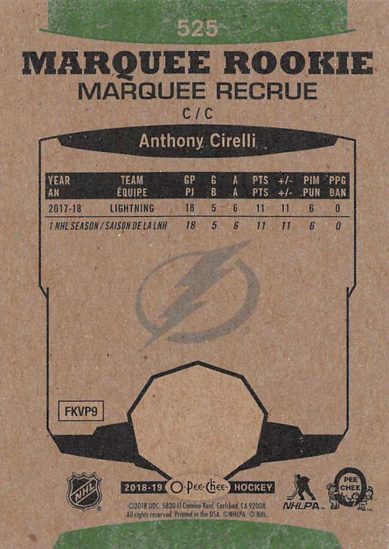 2018-19-O-Pee-Chee-OPC-Hockey-Retro-Parallel-Singles-Pick-Your-Cards thumbnail 167