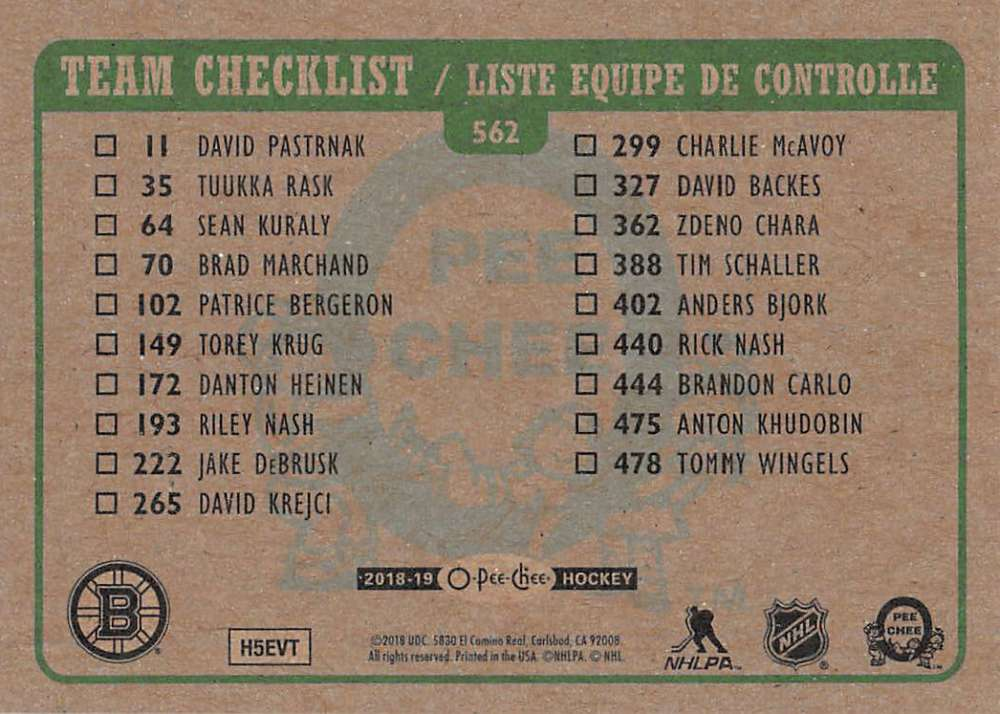 2018-19-O-Pee-Chee-OPC-Hockey-Retro-Parallel-Singles-Pick-Your-Cards thumbnail 187