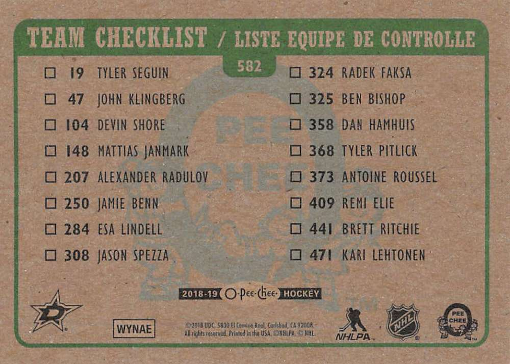 2018-19-O-Pee-Chee-OPC-Hockey-Retro-Parallel-Singles-Pick-Your-Cards thumbnail 201
