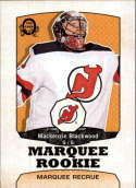 2018-19 O-Pee-Chee Retro #533 Mackenzie Blackwood New Jersey Devils RC Rookie 18-19 Official OPC Hockey Card (made by Upper Deck)